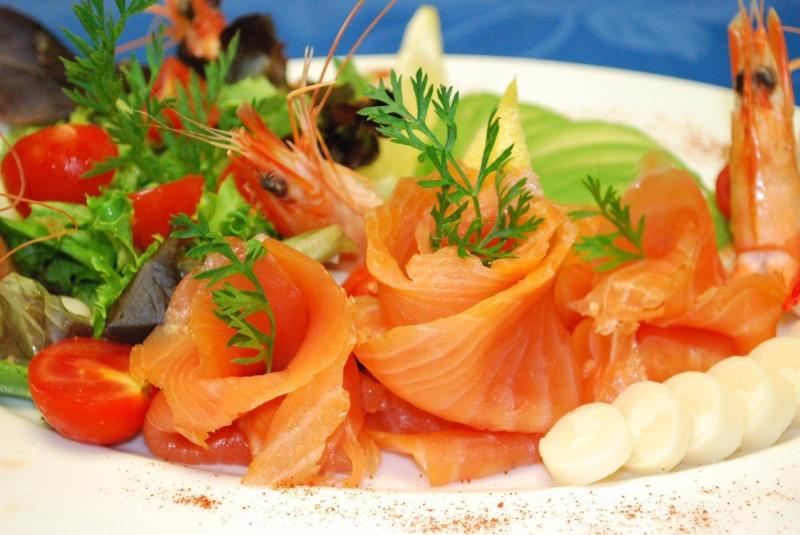 La Carte - La Voile Bleue - Restaurant Mandelieu la Napoule